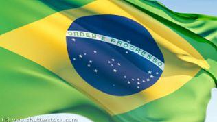Brasilianische Flagge
