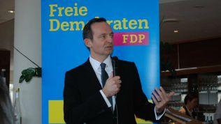 Volker Wissing beim Dreikönigsfest der FDP Rheinland-Pfalz