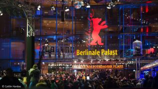 Die Filmwelt ist in Berlin zu Besuch