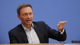Christian Lindner kommentiert die Steuerentwicklung