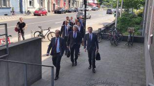 Die Delegation der Freien Demokraten
