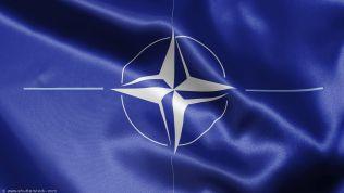 Die NATO-Flagge