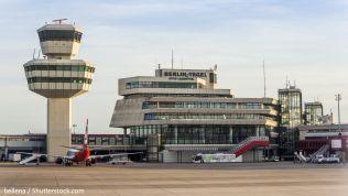 Air-Berlin-Maschinen am Flughafen Tegel. Bild: Bellena / Shutterstock.com