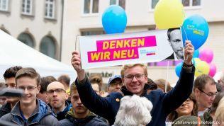 Plakatmotiv Bundestagswahl 2017. Bild: stefanweberphotoart.de