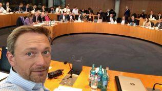 FDP-Bundestagsfraktion tagte im Europasaal