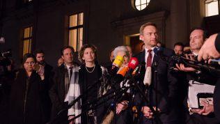 FDP-Sondierungsteam