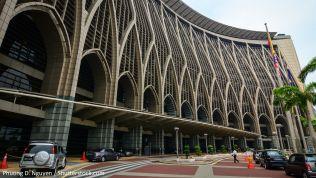 Das malaysische Finanzministerium. Bild: Phuong D. Nguyen / Shutterstock.com