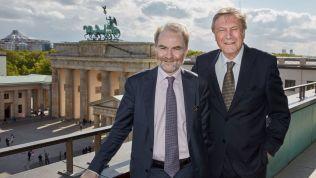 Timothy Garton Ash und Wolfgang Gerhardt