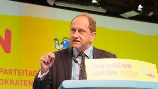 Alexander Graf Lambsdorff spricht zur Russland-Politik