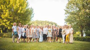 Die diesjährigen EWA-Teilnehmerinnen. Bild: Benjamin Diedering / @benjamindiedering