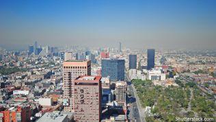 Mexiko-Stadt. Bild: Shutterstock.com