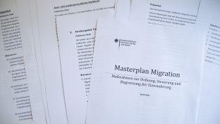 Seehofers 'Masterplan'