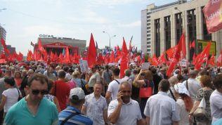 Die Proteste gegen die Rentenreform setzen sich fort. Bild: CC0 1.0 commons.wikimedia.org / Andrew.Filin