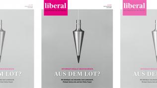 Die neue liberal-Ausgabe ist da