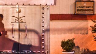 Das saudische Konsulat in Istanbul. Bild: quetions123 / Shutterstock.com