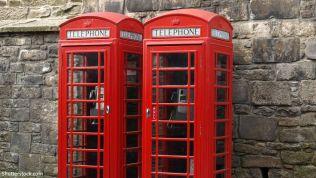 Telefonhäuser in England