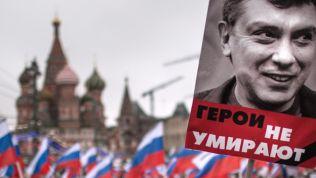 Gedenken an Boris Nemzow