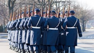 Bundeswehrsoldat, Bundeswehr, Verteidigung, Verteidigungsministerium