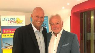 Thomas Kemmerich und Wolfgang Kubicki