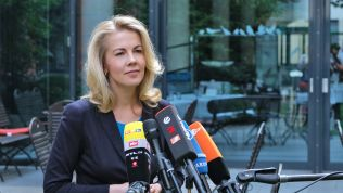 Linda Teuteberg, Generalsekretärin