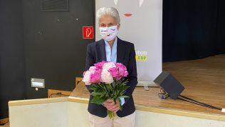 Marie-Agnes Strack-Zimmermann, Oberbürgermeisterwahl Düsseldorf, FDP-Kandidatin