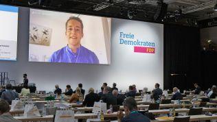 Bundesparteitag, digital
