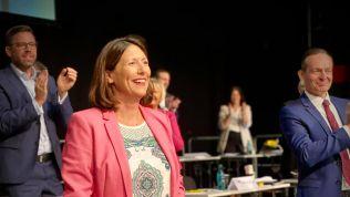 Daniela Schmitt, Volker Wissing