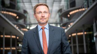Christian Lindner, FDP-Chef