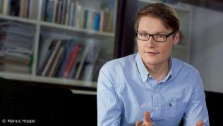 Moritz Körner, FDP-Abgeordneter im EU-Parlament