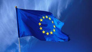 Europäisch Union, EU, Flagge