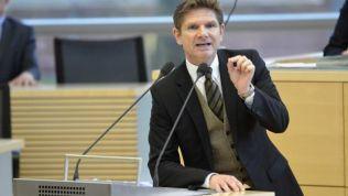 Heiner Garg, Landesvorsitzender FDP Schleswig-Holstein