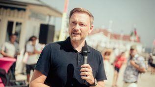 Christian Lindner, Sommertour 2021