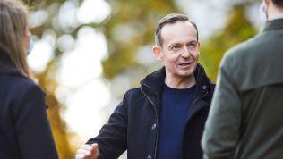 Volker Wissing, FDP-Generalsekretär, im Gespräch