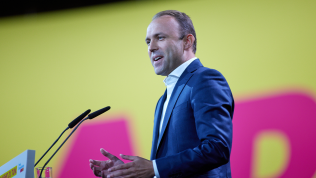 Sebastian Czaja Parteitag 2021