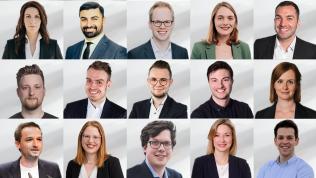 FDP-Abgeordnete im Deutschen Bundestag: Junge Liberale