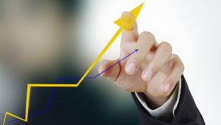 Liberale Wirtschaftspoltik, Konjunktur steigt