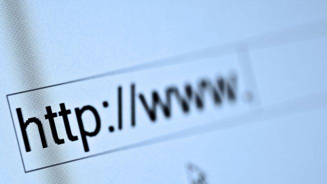 Surfen im Netz