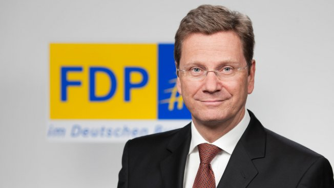 Dr. Guido Westerwelle
