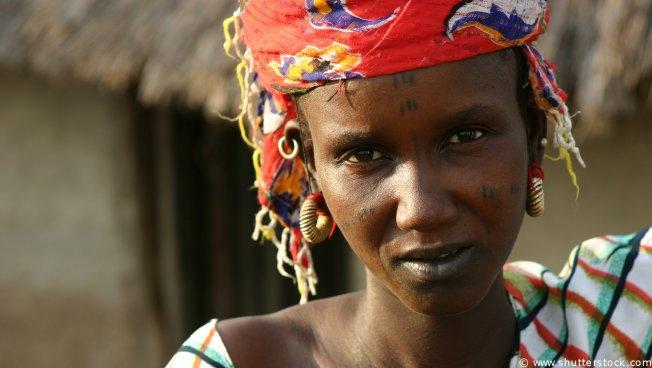 Afrika_Frau (Bild: shutterstock)