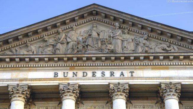 Bundesratsgebäude in Berlin