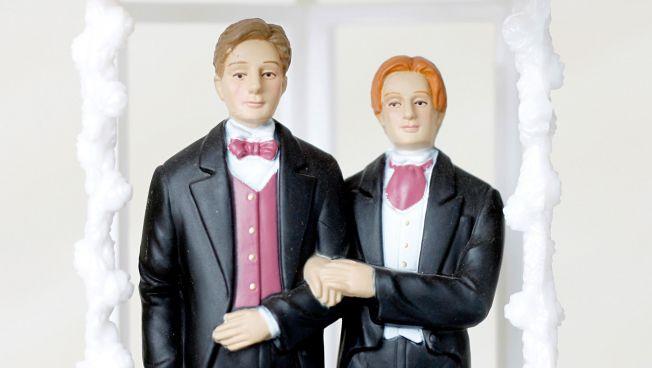 Gleichgeschlechtliches Paar