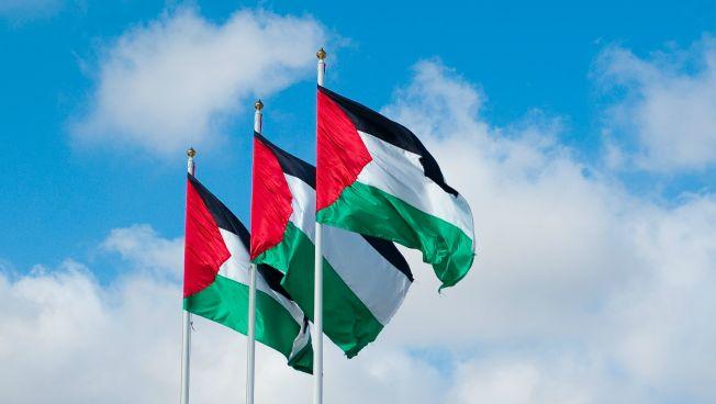 Palästinensische Flagge