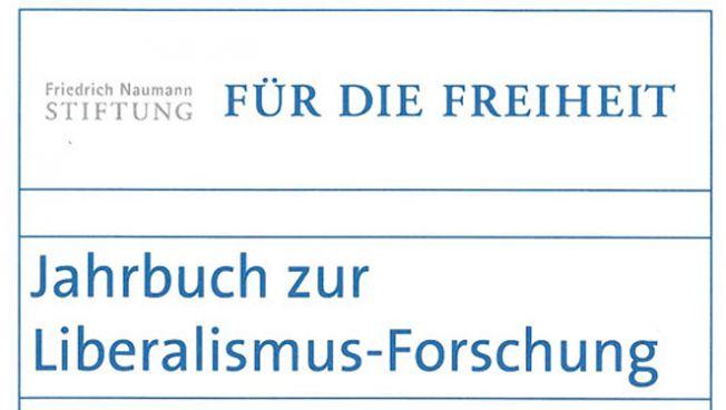 Jahrbuch der Liberalismus-Forschung