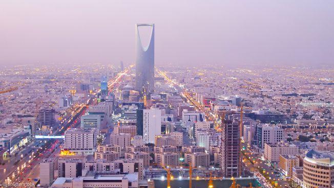 Skyline von Riyadh