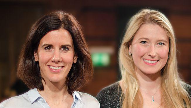 Katja Suding und Lencke Steiner im Doppelinterview