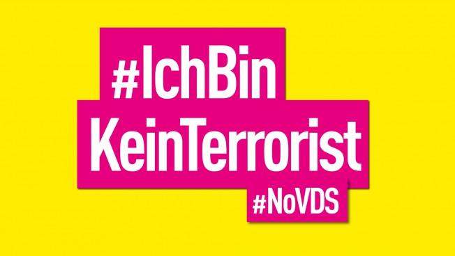 Grafik #chbinkeinTerrorist