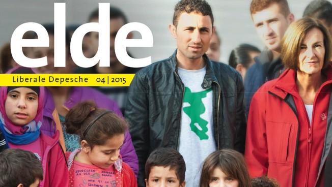Das Cover der aktuellen Elde