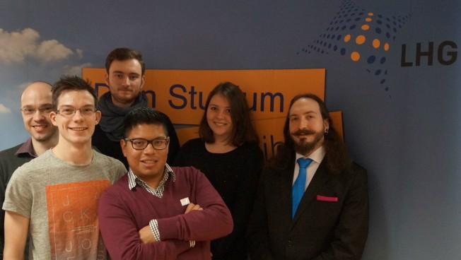 Alexander Bagus, Christian Krauss, Robert von Kalle, Johannes Dallheimer, Marina Sedlo, Carsten A. Dahlmann