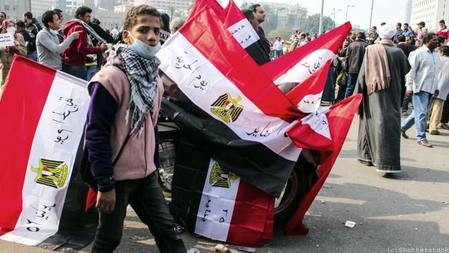 Der Tahrir-Platz in Kairo