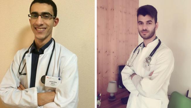 Stiftungsstipendiaten: Abdalrahim Jbara und Obada RabayahFriedrich-Naumann-Stiftung für die Freiheit